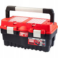 """Ящик для инструмента QBRICK SYSTEM S500 CARBO RED 18.5"""""""