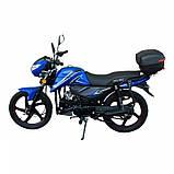 Мотоцикл Spark SP125C-2C (120 куб., 7,5 л.с.), фото 6