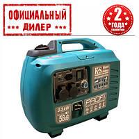 Бензиновый инверторный генератор Konner&Sohnen KS 3300iS (3.3 кВт)