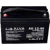 Акумуляторна батарея ALVA Battery AD12-80