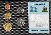 Набор монет Гондураса (1-50 сентаво) 1992-1999 гг. (5 шт)