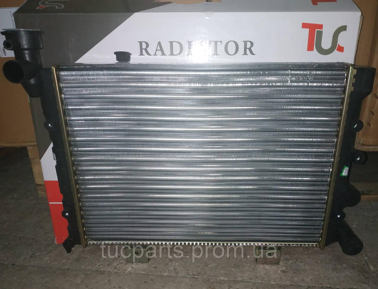 Радиатор водяного охлаждения ваз 2106 (алюминиевый)