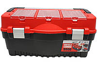 """Ящик для инструмента QBRICK SYSTEM S600 CARBO RED 22"""""""