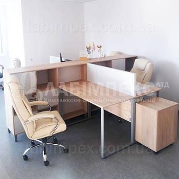 Мебель для научных кабинетов, производственных помещений, учебных заведений, персонала лаборатории