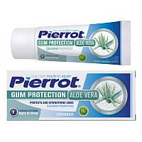 Зубная паста для защиты десен Алое Вера Pierrot 30 мл