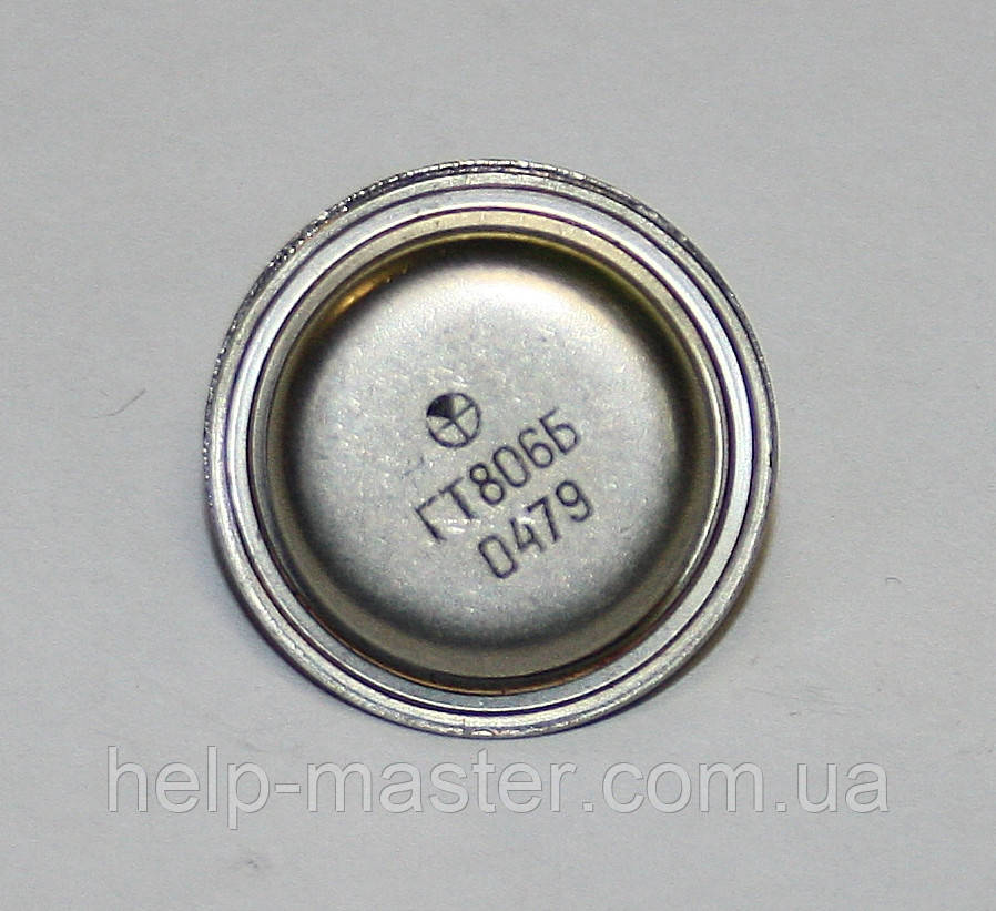 Транзистор ГТ806Б