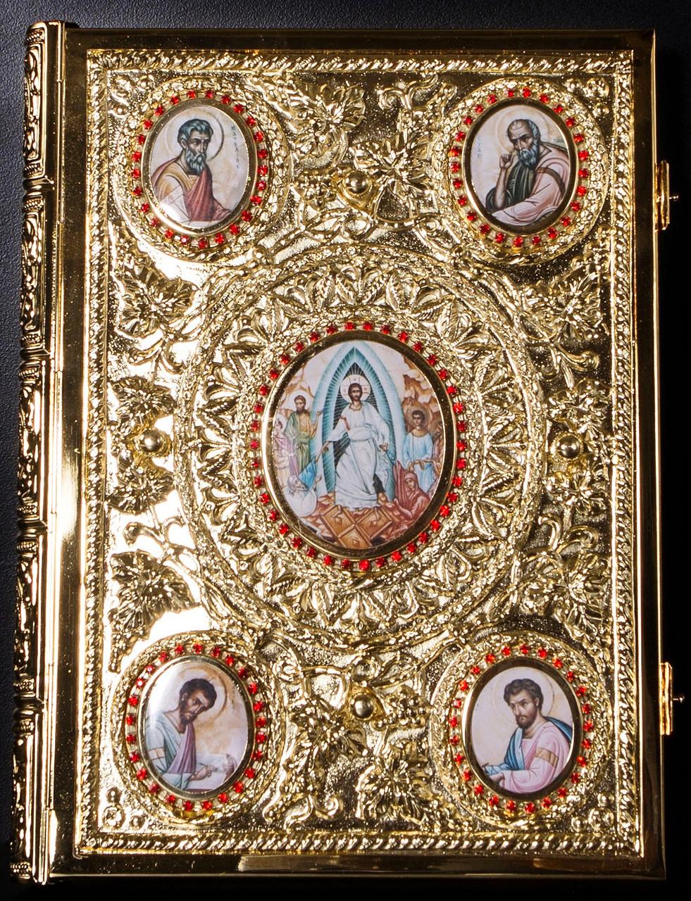 Євангеліє в окладі №2