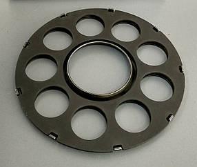 0816207 Пластина прижимная гидромотора поворота Kawasaki M5X180 (гидромотор Hitachi 4621174 / 4616985)