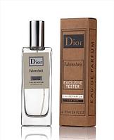 Мужской тестер Christian Dior Fahrenheit 70 мл
