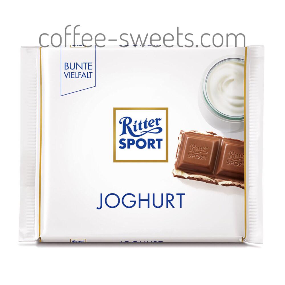 Шоколад Ritter Sport Joghurt 100 g