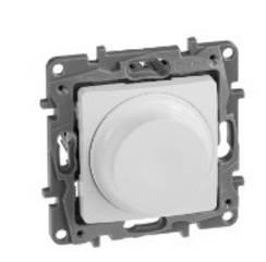 ETIKA Світлорегулятор поворотний 300Вт, колір Білий