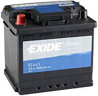Акумулятор Exide Classic 44AH/360A (EC441)