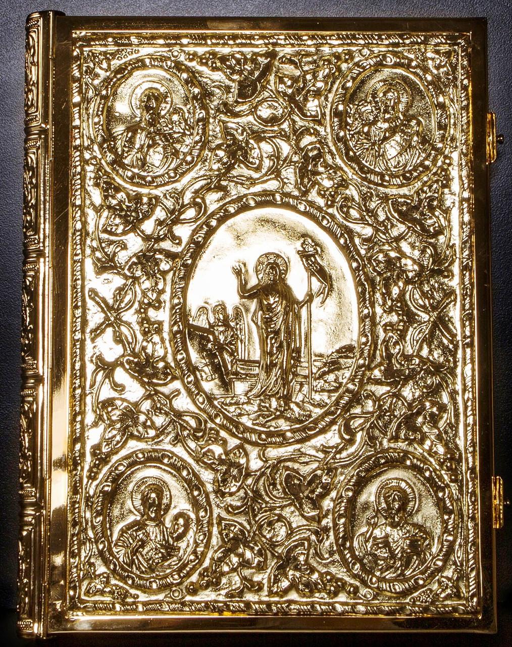 Євангеліє в окладі №5