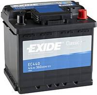 Акумулятор Exide Classic 44AH/360A (EC440)
