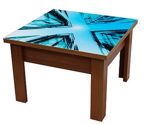 Стол-трансформер с декоративной столешницей Luxe Studio