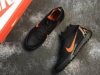 Сороконожки Nike Mercurial Super FLY/ многошиповки/ найк меркуриал