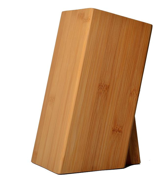 Подставка для ножей Hilton CB 1228 бамбуковая