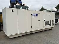 Аренда дизельного генератора FG Wilson P550E5 400 кВт