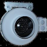 Канальний вентилятор для круглих повітроводів AeroStar RV 200, фото 2