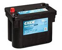 Акумулятор Exide Classic 50AH/800A (EK508)