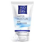 Пенка для умывания увлажняющая BioAqua H2O Water Moisture