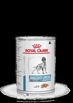 Royal Canin SENSITIVITY CANINE DUCK Can диета для собак при пищевой аллергии и пищевой непереносимости
