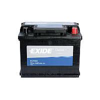 Акумулятор Exide Classic 55AH/460A (EC550)