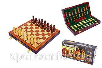 Шахматы деревянные zoocen 35 см