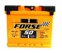 Акумулятор автомобільний  FORSE 50-1 (L+) (480А)