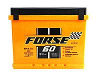 Акумулятор автомобільний  FORSE  60-1 (L+) (600А)