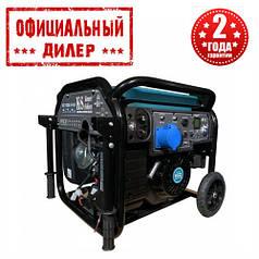 Инверторный генератор электричества Konner&Sohnen KS 7200iEG S-Profi (7 кВт)