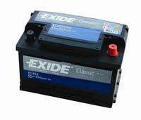 Акумулятор Exide Classic 65AH/540A (EC652)