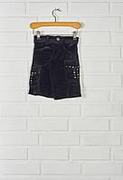 Подростковая вельветовая юбка