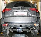 Фаркоп Mitsubishi Pajero Sport 2010- с установкой! Киев, фото 3