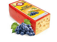 Сир твердий Maasdam Rycki