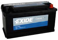Акумулятор Exide Classic 90AH/720A (EC900)