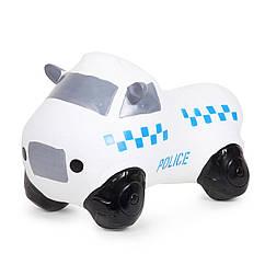 Прыгун машина BT-RJ-0036(White) Полиция