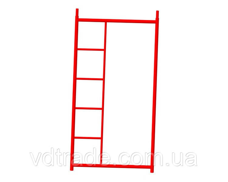 Рама с лестницей (2х1м) (Порошковая покраска)