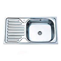 Кухонная мойка Platinum 7642 76*42*18 см