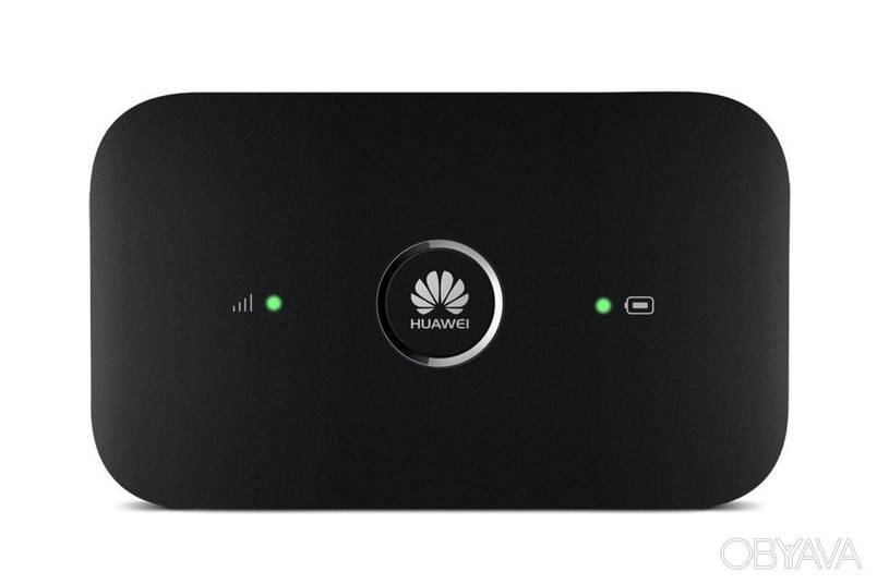 4G/3G WI-FI роутер Huawei E5573 с выходом под антенну, фото 2