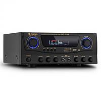 Ресивер Hi Fi усилитель звука Auna AMP-2 USB SD / MMC до 100 Вт  Германия