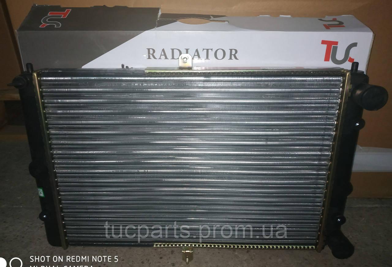 Радіатор водяного охолодження ваз-2108/09 (алюмінієвий)