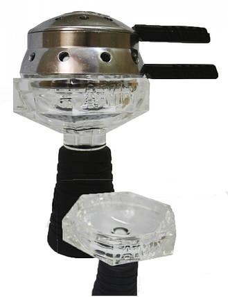 Комплект Скляна Чаша+Калауд AMY Glassi Cristal Set 005, фото 2