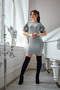 Вечернее мини платье 559