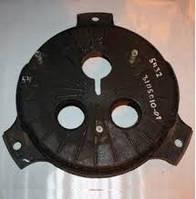 Держатель запасн. колеса (б/диск.крепл.) (пр-во МАЗ), 5432-3105010-01
