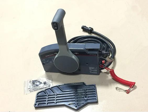 Командер для лодочного мотора Yamaha тип 703 10 pin, фото 2