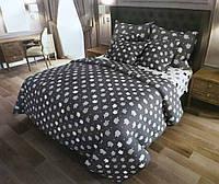 Комплект постельного белья Двуспальный комплект ,  фланель  Эпл 2.