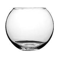 Ваза из стекла Flora Н80мм PASABACHE Россия 43407