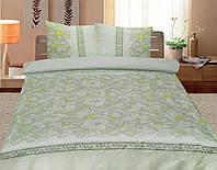 Комплект постельного белья Полуторный , сатин  Люкс Лили.