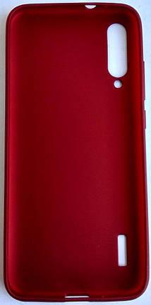 """Силиконовый чехол """"Rock"""" для Xiaomi MiA3 / CC9E красный, фото 2"""